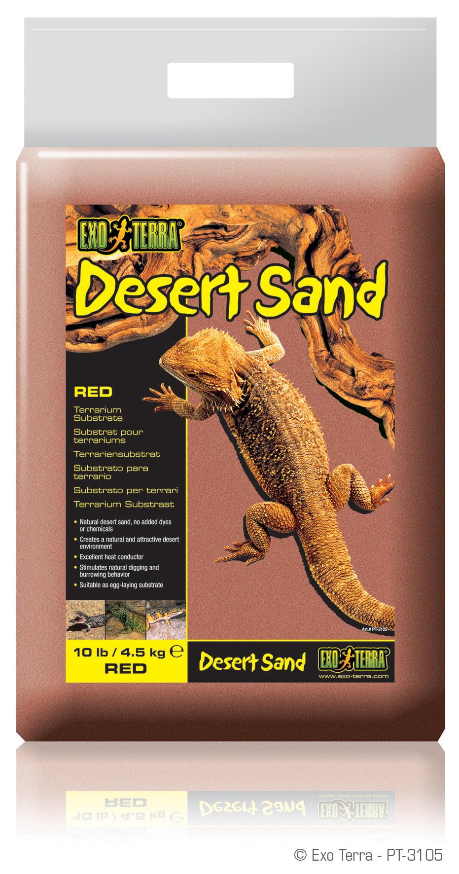 Ex Desertsand Rood 4,5kg.