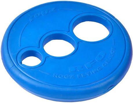 Rogz Frisbee Rfo Blauw 23cm