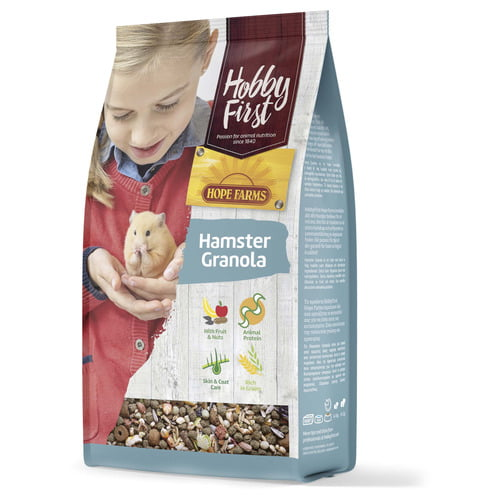 HobbyFirst Hope Farms Hamster Granola 0.8kg