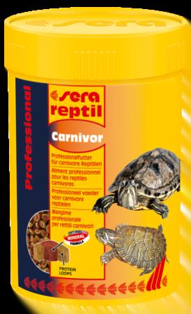 Sera Reptil Prof.carnivor  250ml