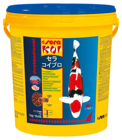 Sera Koi Prof.voorj-herfst 7kg