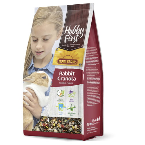 HobbyFirst Hope Farms Rabbit Granola 2kg