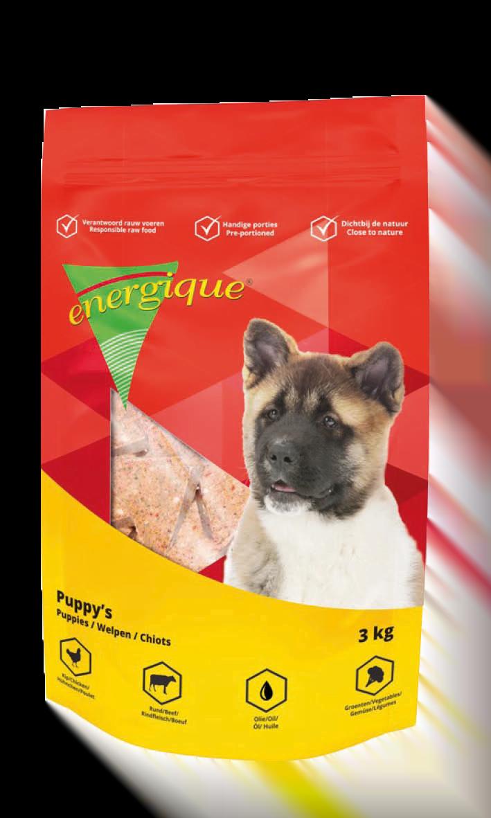 Energique Puppy 3kg