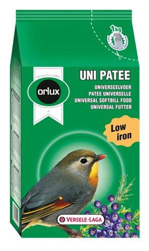 Orlux Uni Patee – Universeelvoer 1kg