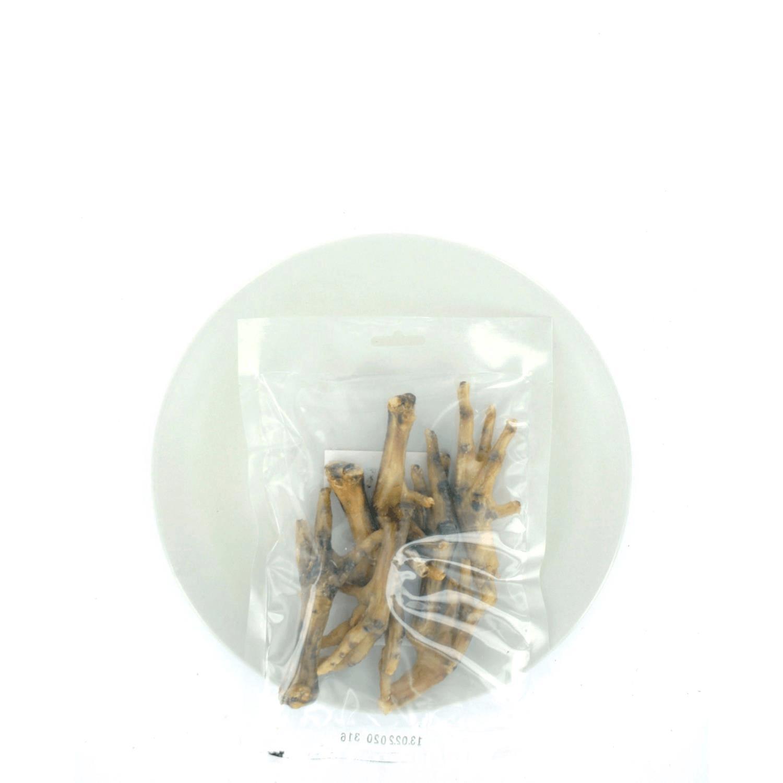 Meervoordieren Kippenpootjes 100gr