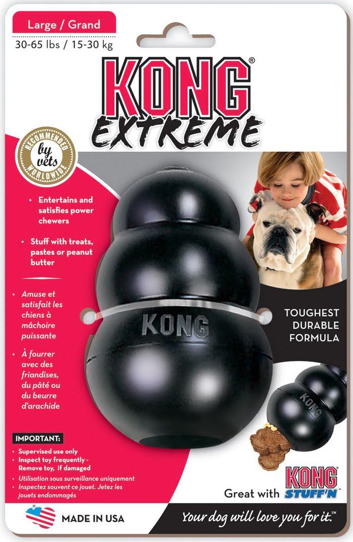 Kong Black Extreme Large 13>30kg