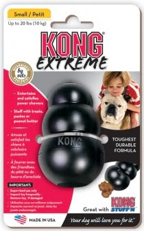 Kong Black Extreme Small <9kg