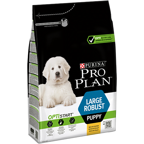 Proplan Large Breed Puppy Robuust  Kip 12kg