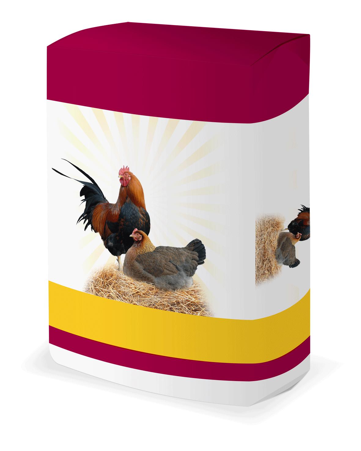 Meervoordieren leg foktoom korrel (2mm) 20kg