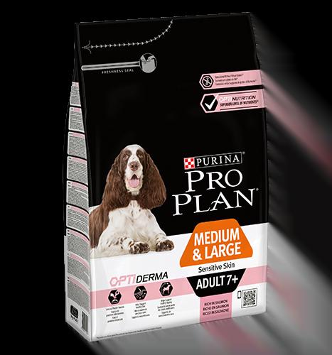 Proplan Medium Breed Senior Sensitive Zalm 3kg