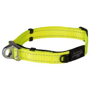 Lumberjack Halsband Safety Collar Yellow -XL-