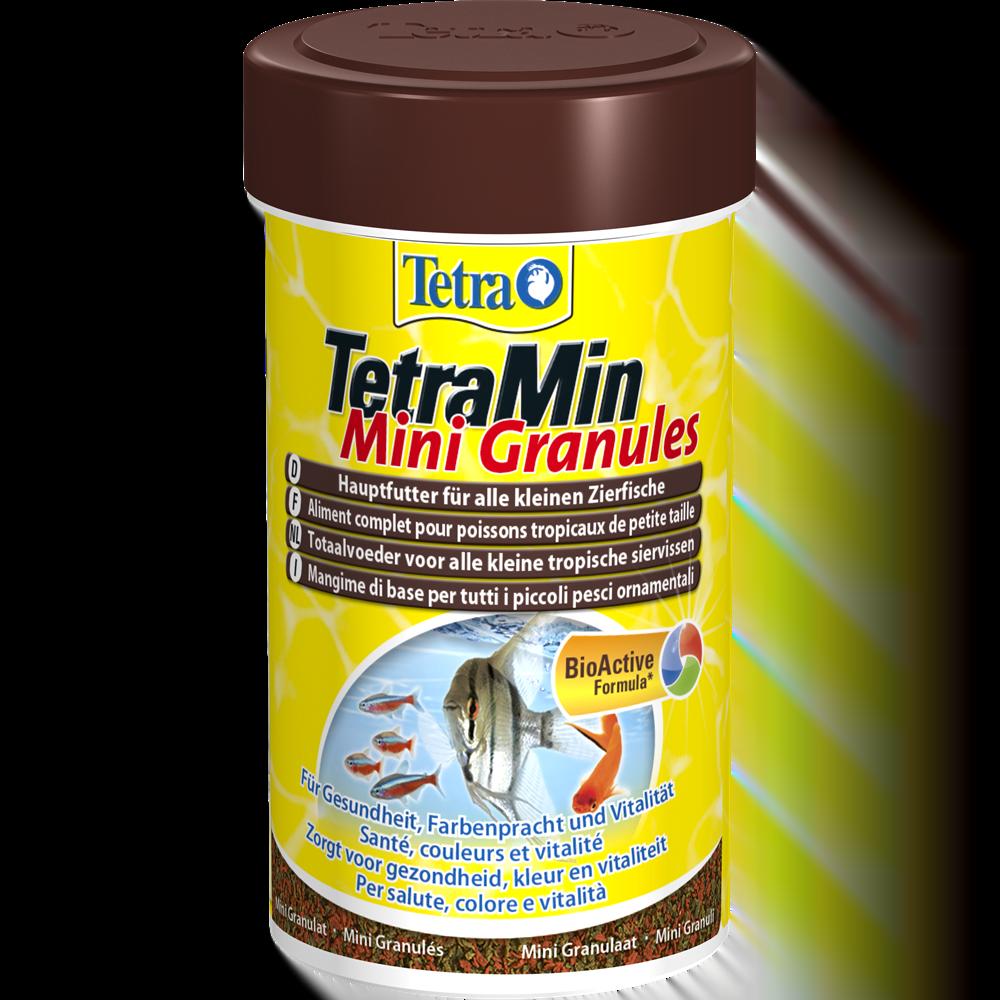 Tetramin Mini Granules Bio-activ 100ml