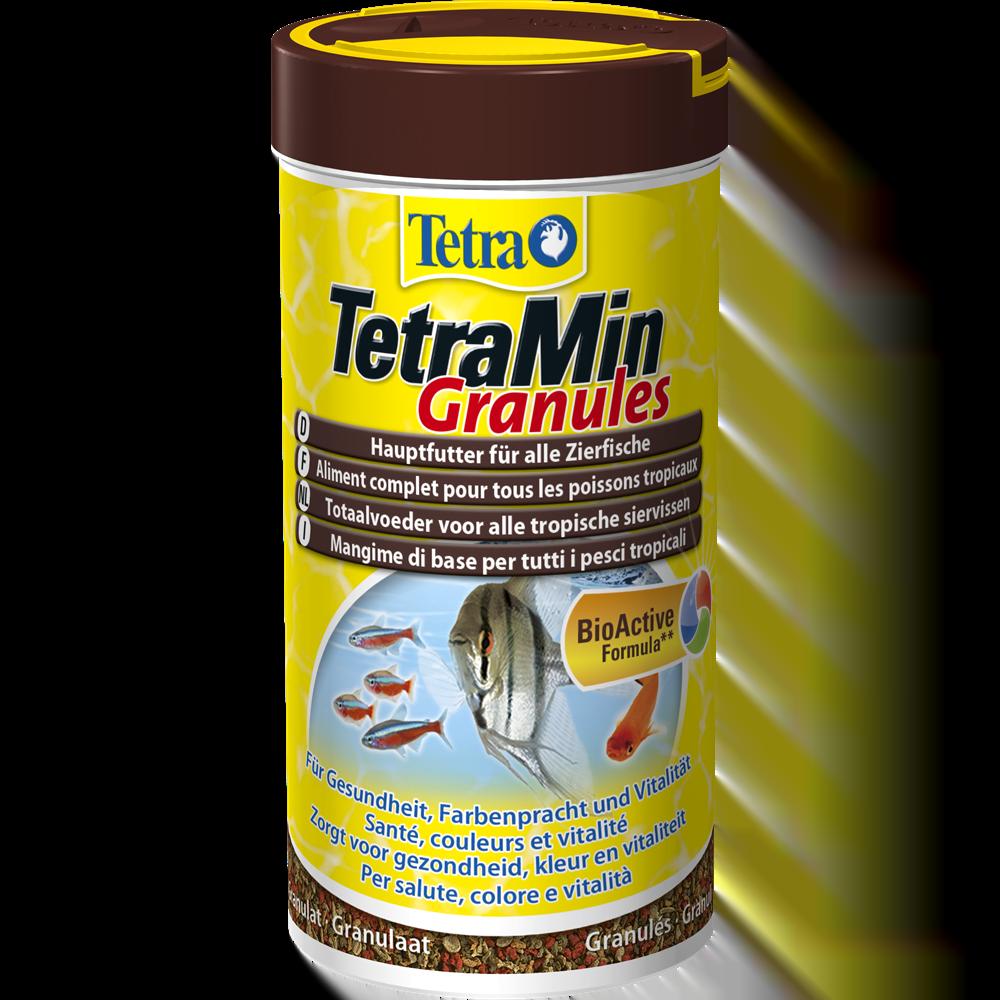 Tetramin Granules Bio-active 250ml