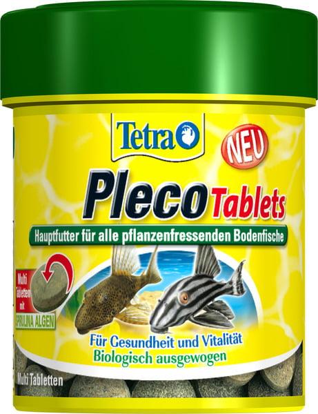 Tetra Plecotablets 120 Tabletten