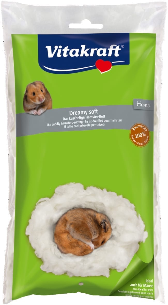 Vita Dreamy soft Hamsterbed