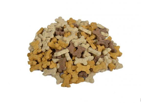 Meervoordieren Puppykluifjes 3-mix 10kilo