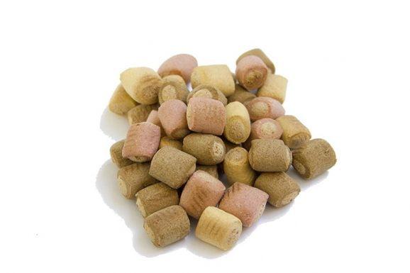 Meervoordieren Mini mergpijpjes mix 10 kilo