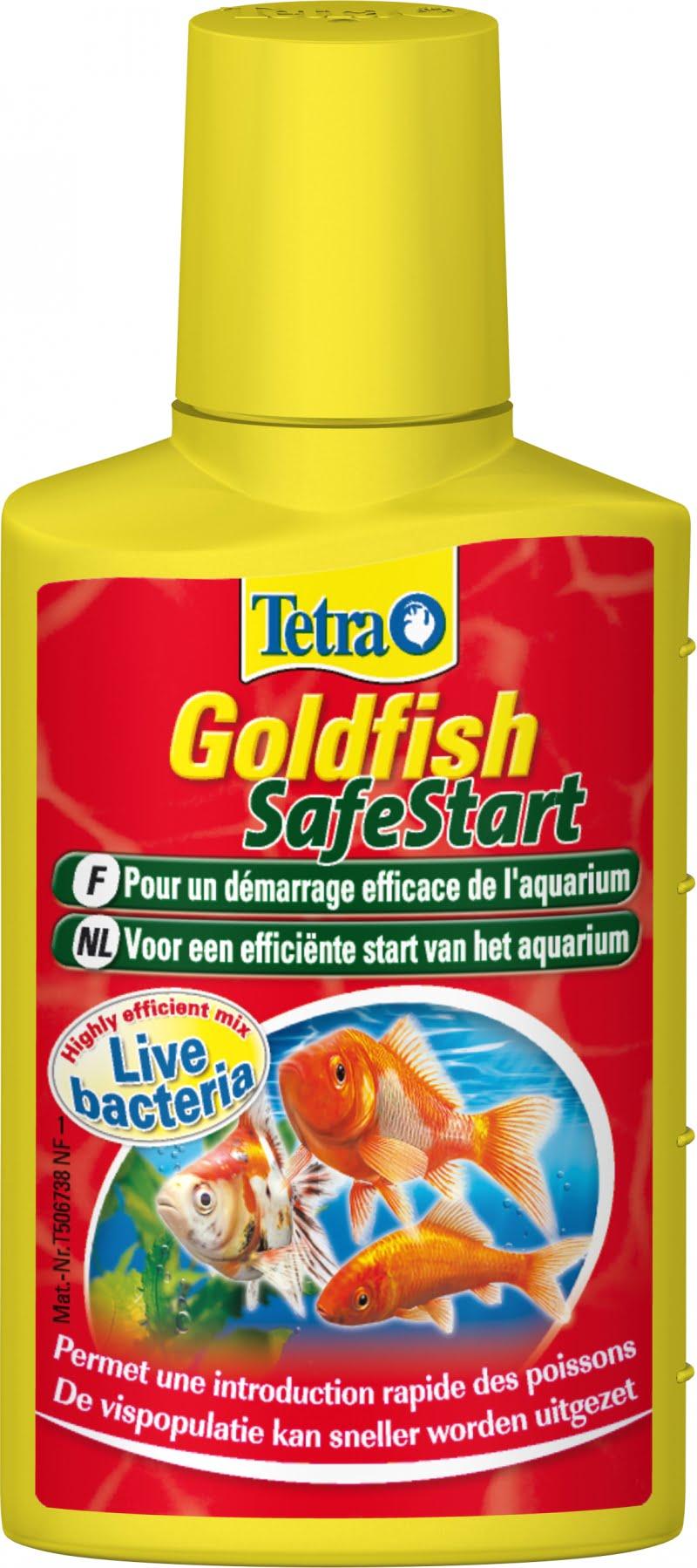 Tetra Goldfish Safe Start 50ml