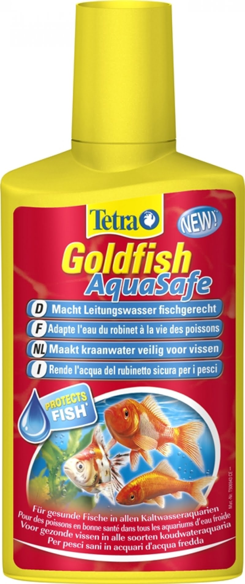 Tetra Goldfish Aquasafe 250ml