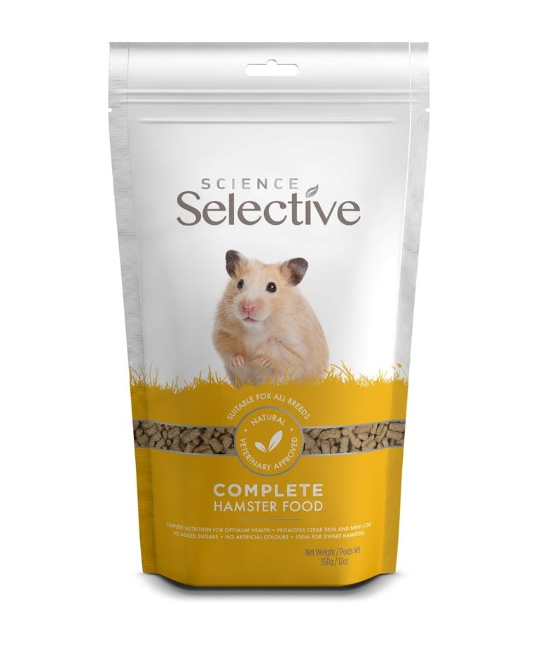 Supreme Selective Hamster 350gr