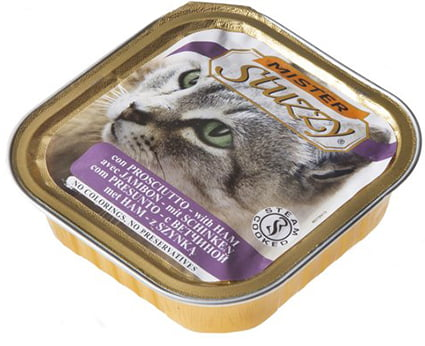 Mister Stuzzy Cat Ham 100gr