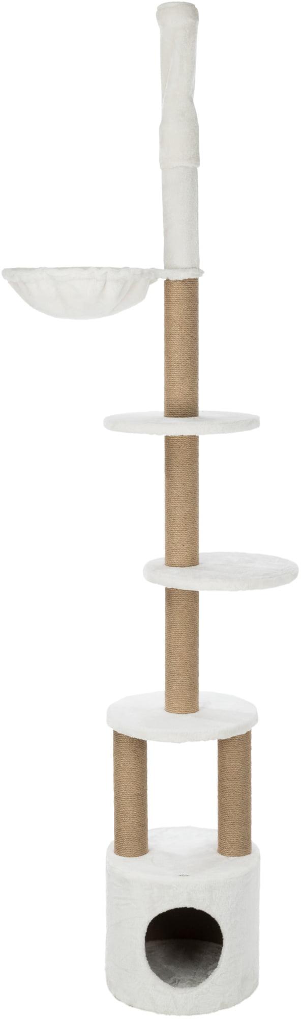 Trixie Krabpaal Aurelio Plafondhoogte 220-250cm Wit