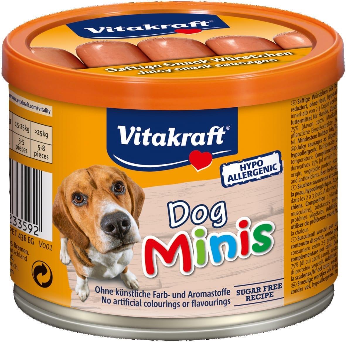 Vitakraft Dog Knakworst minis