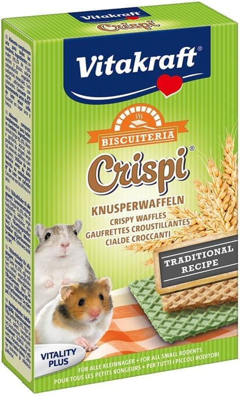 Vita Crispi's 10gr Hamster Wafels
