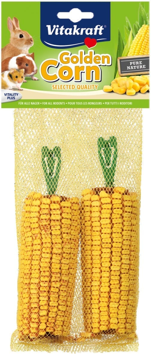 Vita Golden Corn Maiskolf 2st