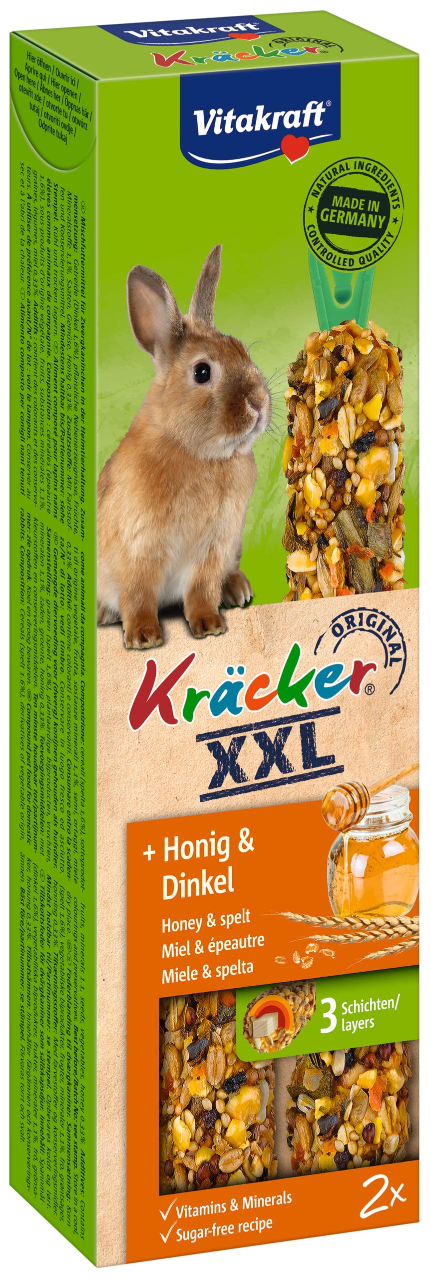Vita Kracker XXL konijn fruit en groente