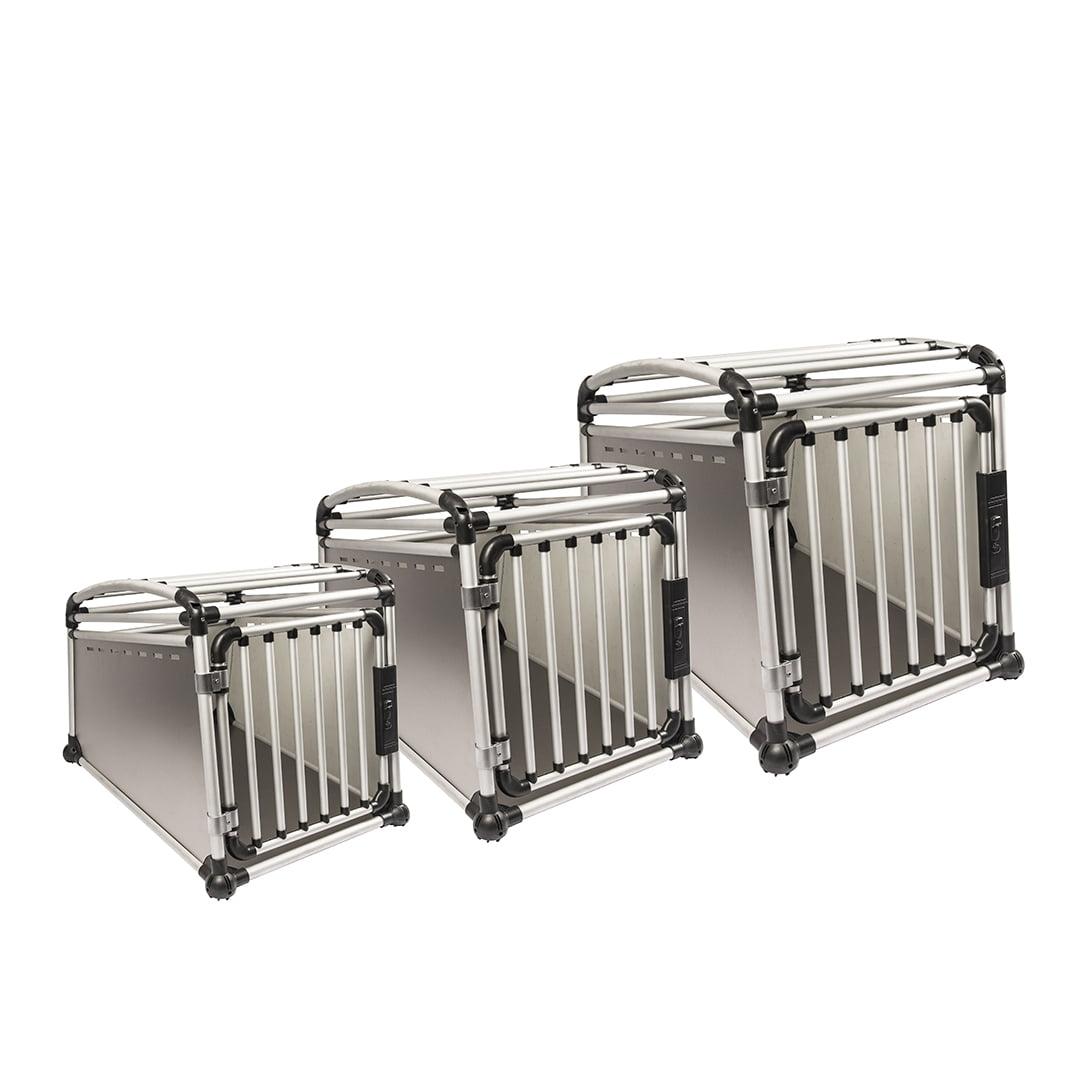 Duvo Vervoersbox Aluminium 63x88x67cm