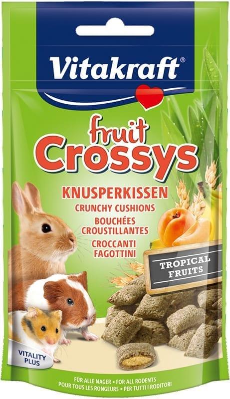 Vita Fruit Crossys 50gr Tropical