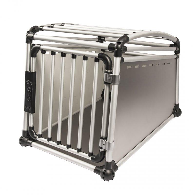 Duvo Vervoersbox Aluminium 49x64x59cm