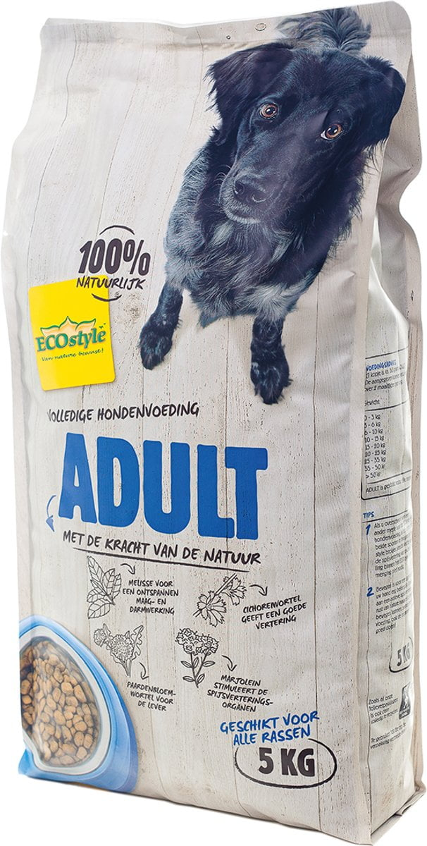 Ecostyle Hond Adult Universeel 5kg
