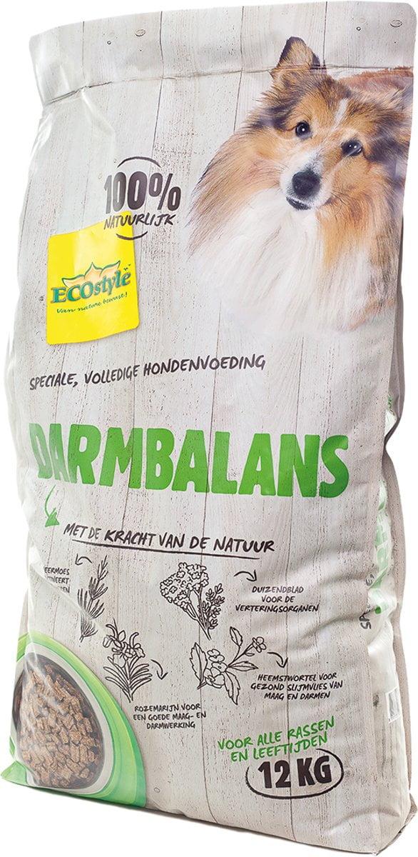 Ecostyle Hond Darmbalans 12kg