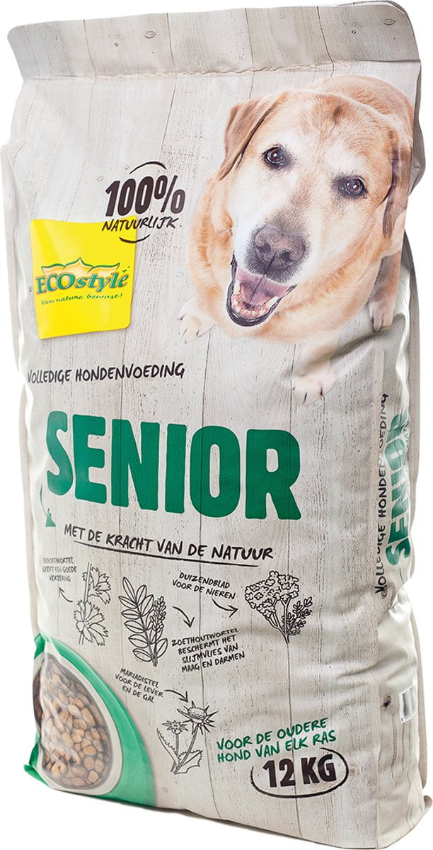 Ecostyle Hond Senior 12kg
