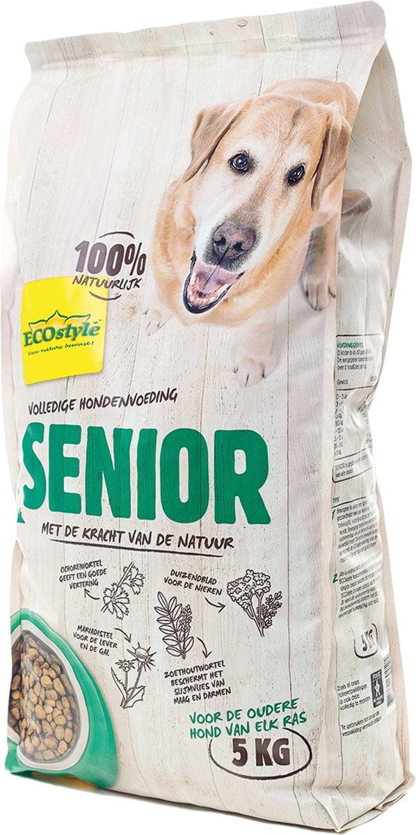 Ecostyle Hond Senior 5kg