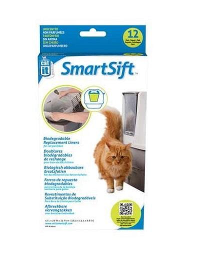 Cat-it Kattenbakzak 47x39x25 Cm 12st