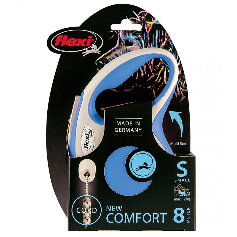 Flexi new comfort koord Blauw S/8M