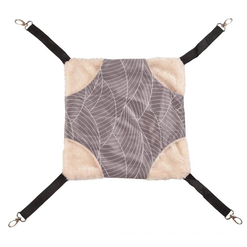 Hangmat pluche L  46x46x2cm