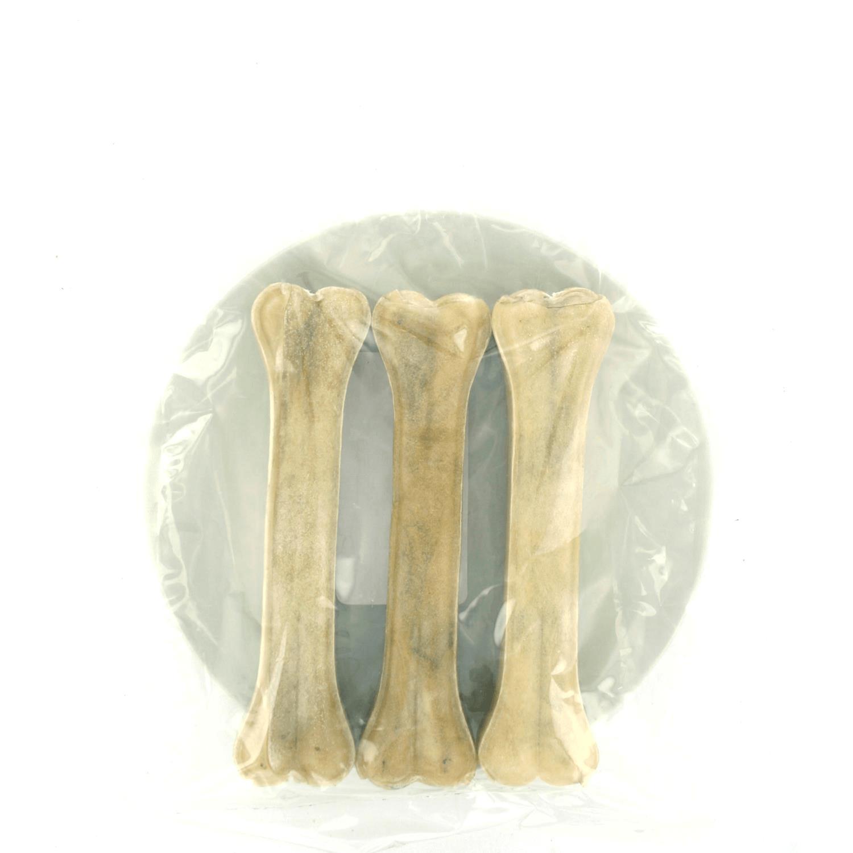 Meervoordieren Geperst Been 21cm 3 stuks