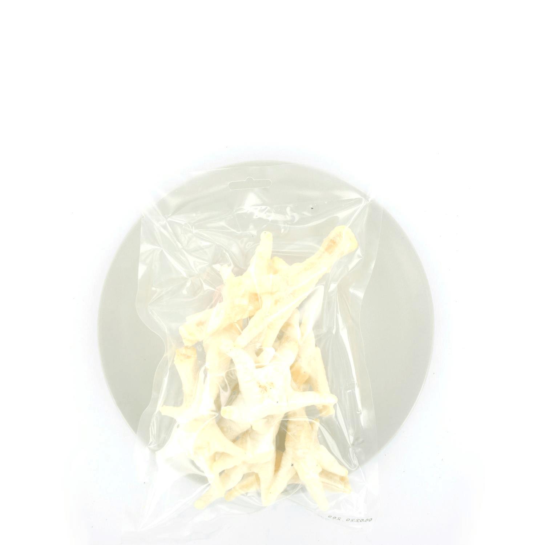 Meervoordieren Kippenpootjes Gepoft 150gr
