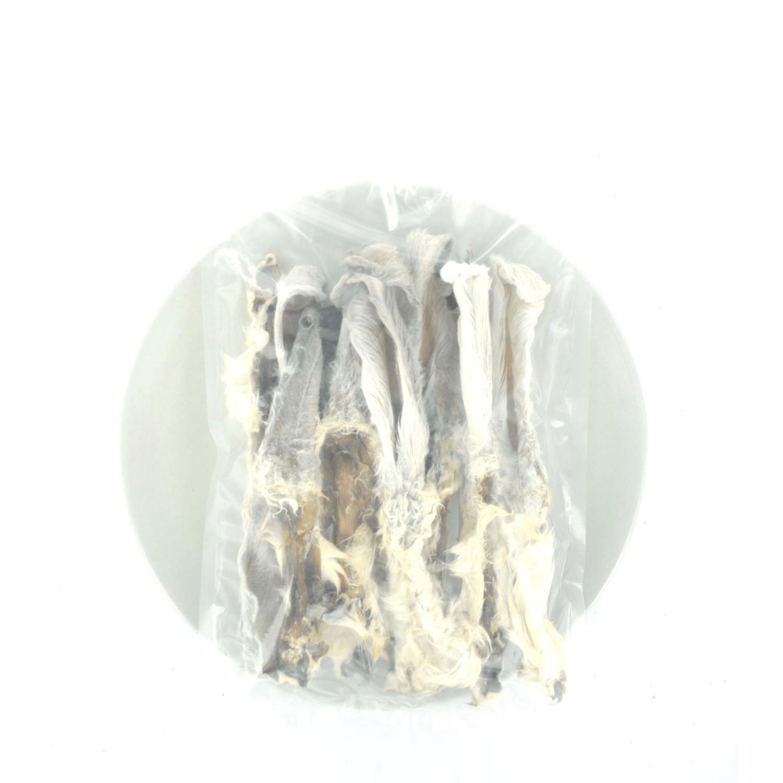 Meervoordieren Konijnenoren Vacht 100gr