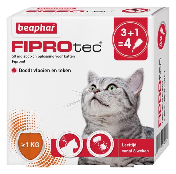 Bea FiproKat 3+1gratis Pipet