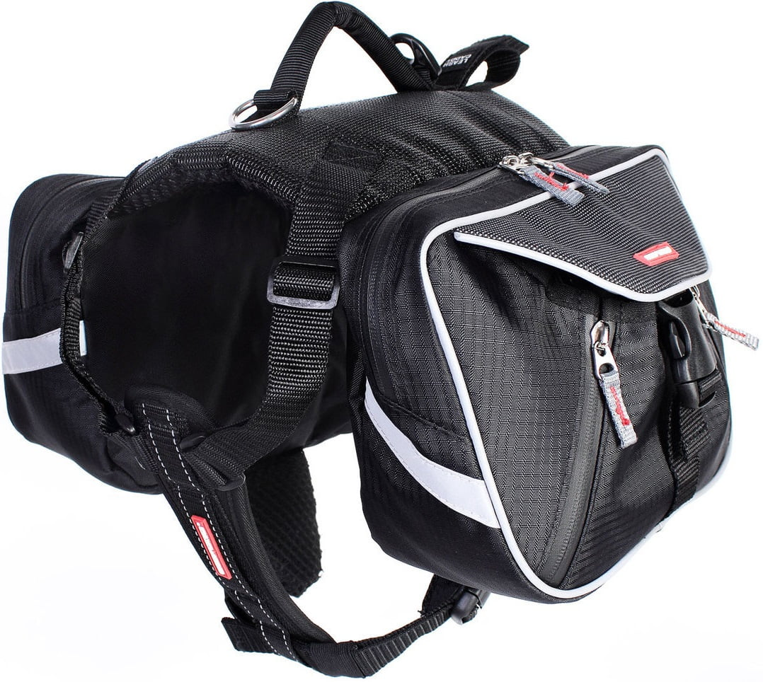 Ezy Dog Summit Backpack Zwart -xl-