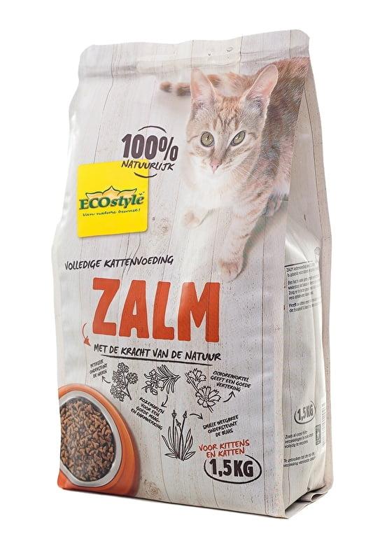 Ecostyle Kat Zalm 1,5kg