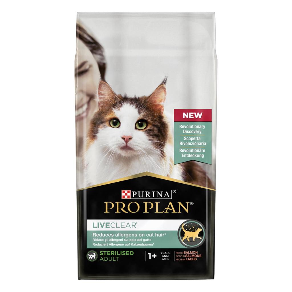 Proplan Kat LiveClear Adult Sterilised Zalm 1,4kg